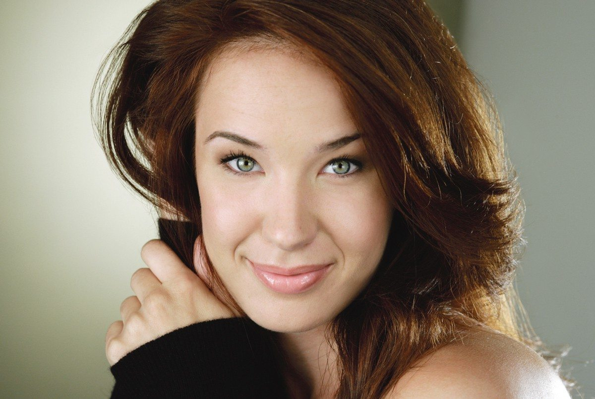 courtesy photoBroadway and West End performer Sierra Boggess brings her cabaret act to San Francisco this week.