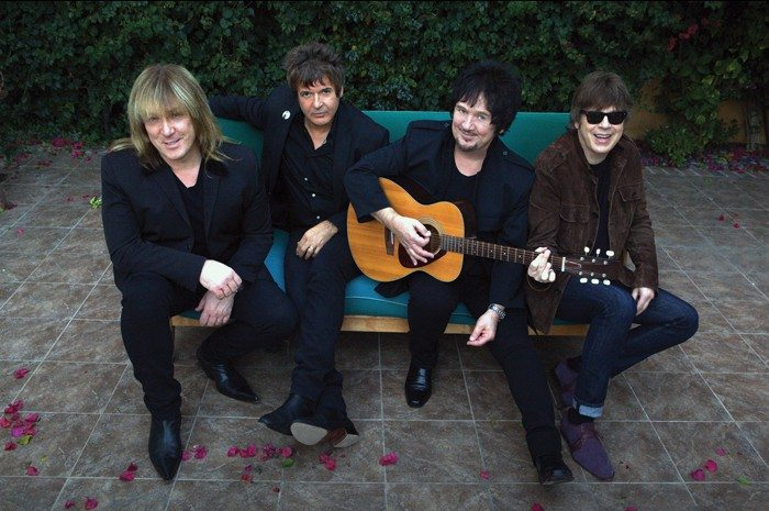 COURTESY ROBERT MATHEUThe Empty Hearts include former members of The Cars