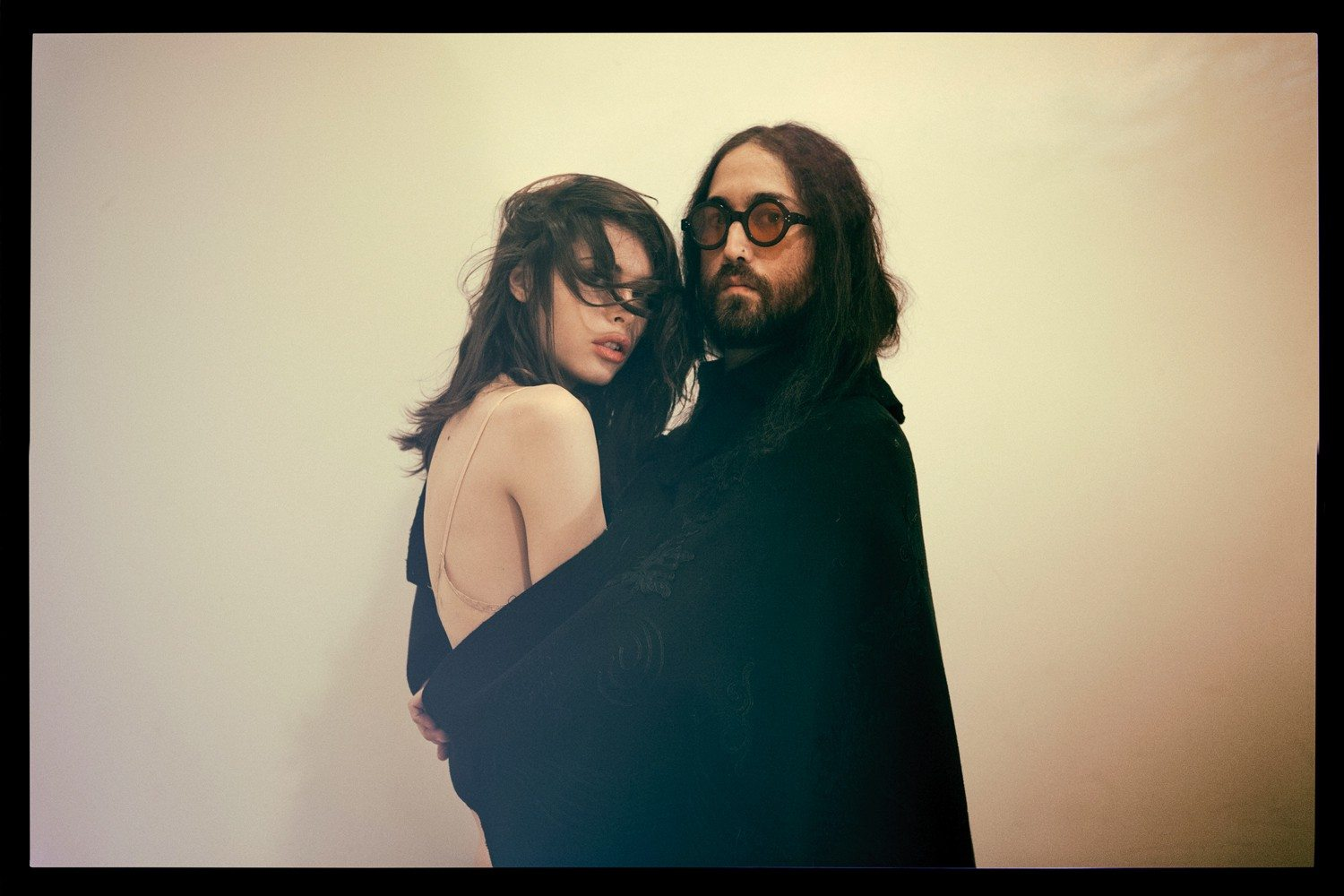 courtesy photoSean Lennon and Charlotte Kemp Muhl — who make up the duo The Ghost of a Saber Tooth Tiger — have released their second recording.