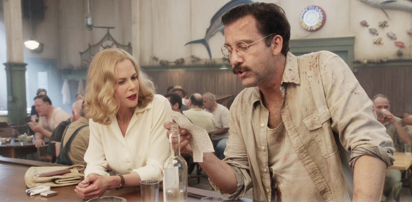 "Courtesy photoLiterary love story: Clive Owen and Nicole Kidman play the title characters in ""Hemingway & Gellhorn"