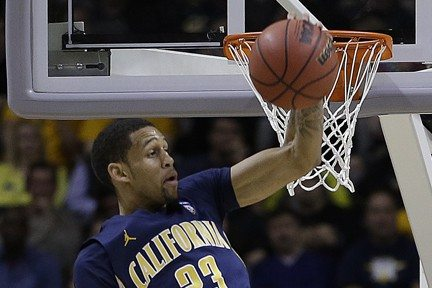 AP File PhotoAllen Crabbe will forego his senior year and enter the NBA draft.
