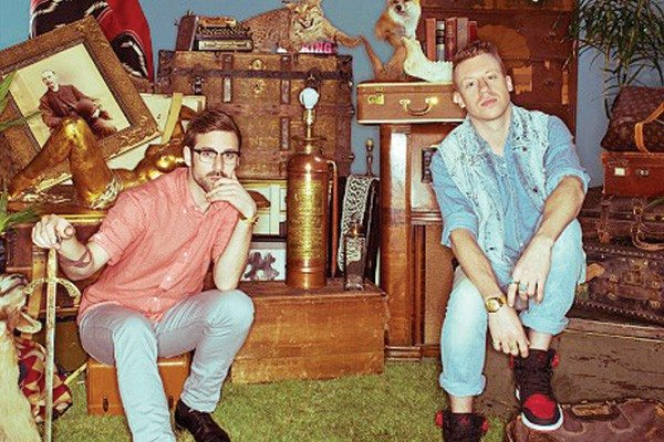 Courtesy PhotoThey've got style: Hip-hop phenomenons Macklemore and Ryan Lewis play the Fillmore next week.