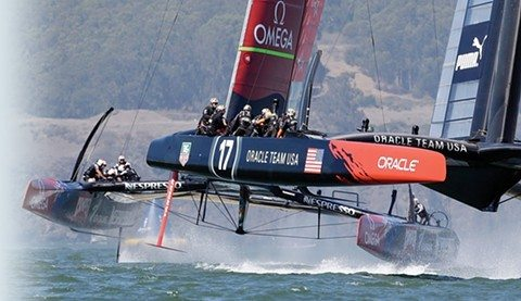 Eric Risberg/APThe America's Cup has received bids from San Francisco