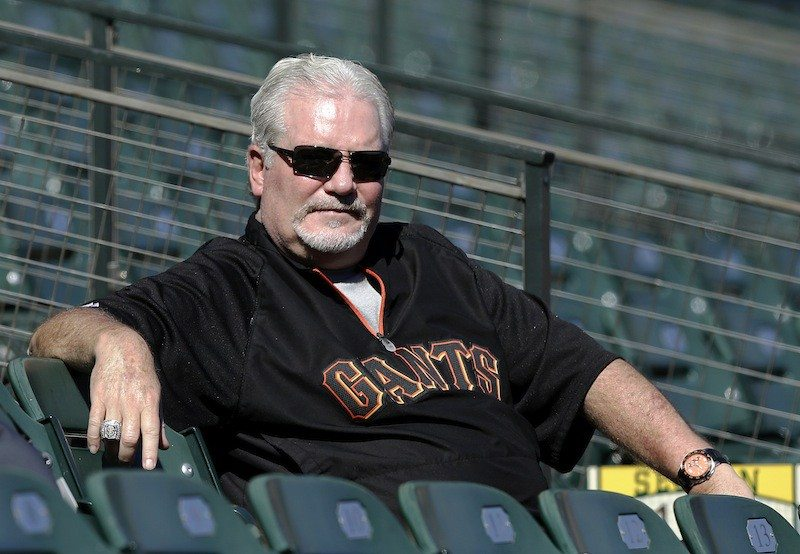 Jeff Chiu/AP PhotoGiants' general manager Brian Sabean will start his 18th season with the team this year.