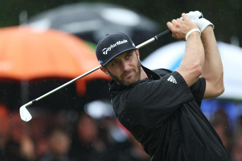 Jon Super/AP PhotoDustin Johnson says that he chose to sit out the last six months in order to get his life in order.