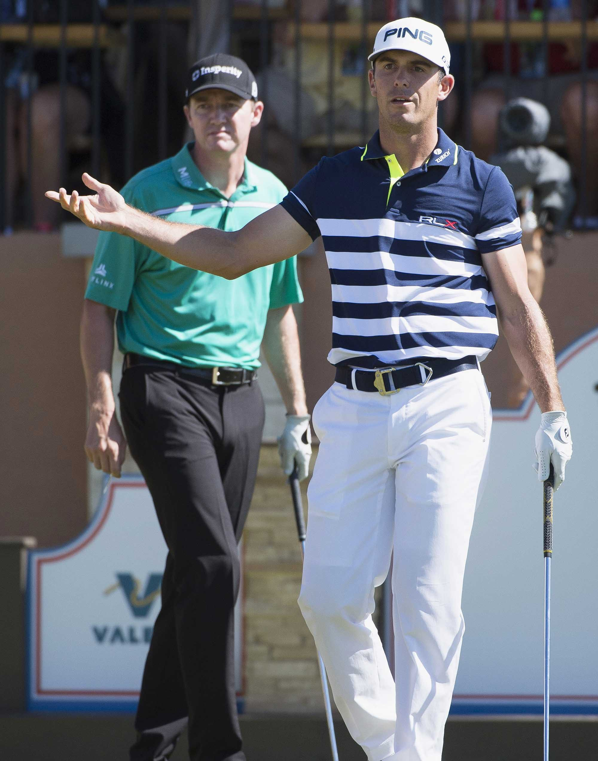 Darren Abate/APBilly Horschel wants the golf world to know there's an abundance of young talent on the PGA Tour.