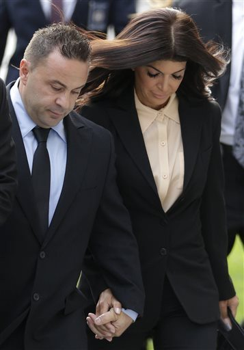 "Julio Cortez/AP""The Real Housewives of New Jersey"" stars Giuseppe ""Joe"" Giudice"