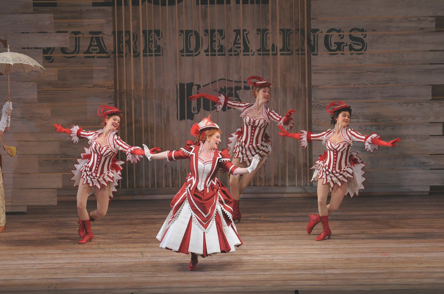 """COURTESY PHOTOThe San Francisco Opera stages Jerome Kern and Oscar Hammerstein II's huge """"Show Boat"""