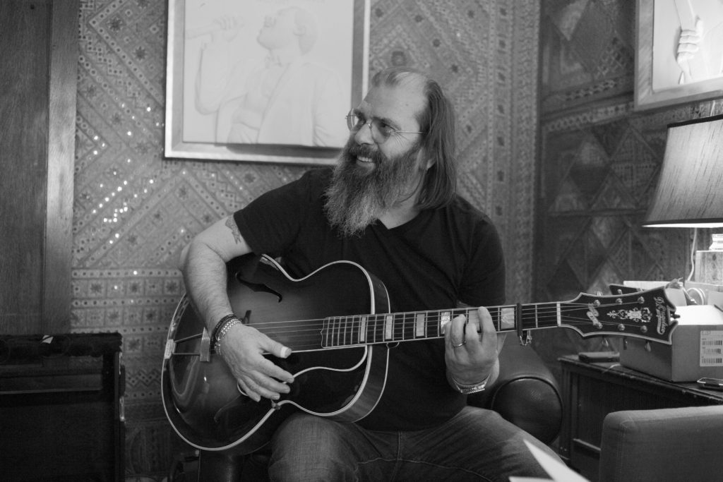 "COURTESY TED BARRONSteve Earle and the Dukes' new album ""Terraplane"" is all blues."