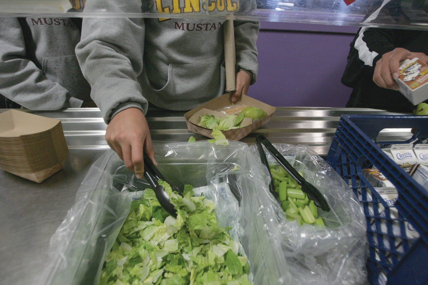 Mike Koozmin/The S.F. ExaminerWith the move to serving fresher food — not frozen — as of January 2013