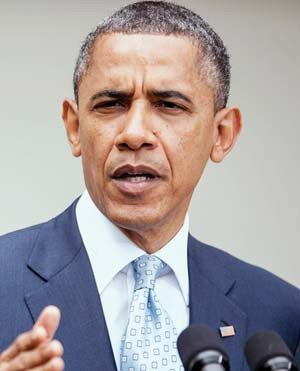 President Obama will be in San Francisco on Thursday for two fundraisers in the Financial District.