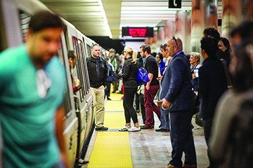 Gabrielle Lurie/Special to The S.F. ExaminerA broken section of rail that led to major BART delays could be from a batch of bad rail