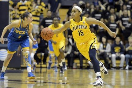 USA Today Sports File PhotoBerkeley native Brittany Boyd is coming into her own during her sophomore season for Cal
