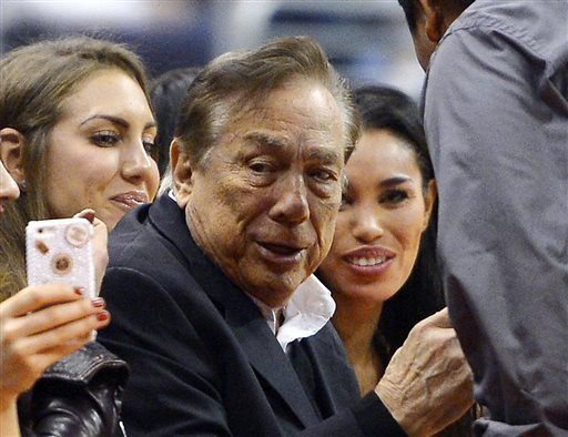 Mark J. Terrill/APThe NBA is investigating a report of an audio recording in which a man purported to be Clippers owner Donald Sterling makes racist remarks.