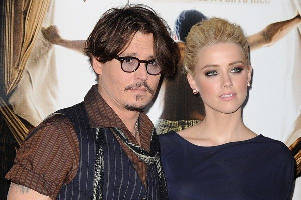 Getty Images File PhotoRumor has it that Johnny Depp and Amber Heard are back on again.