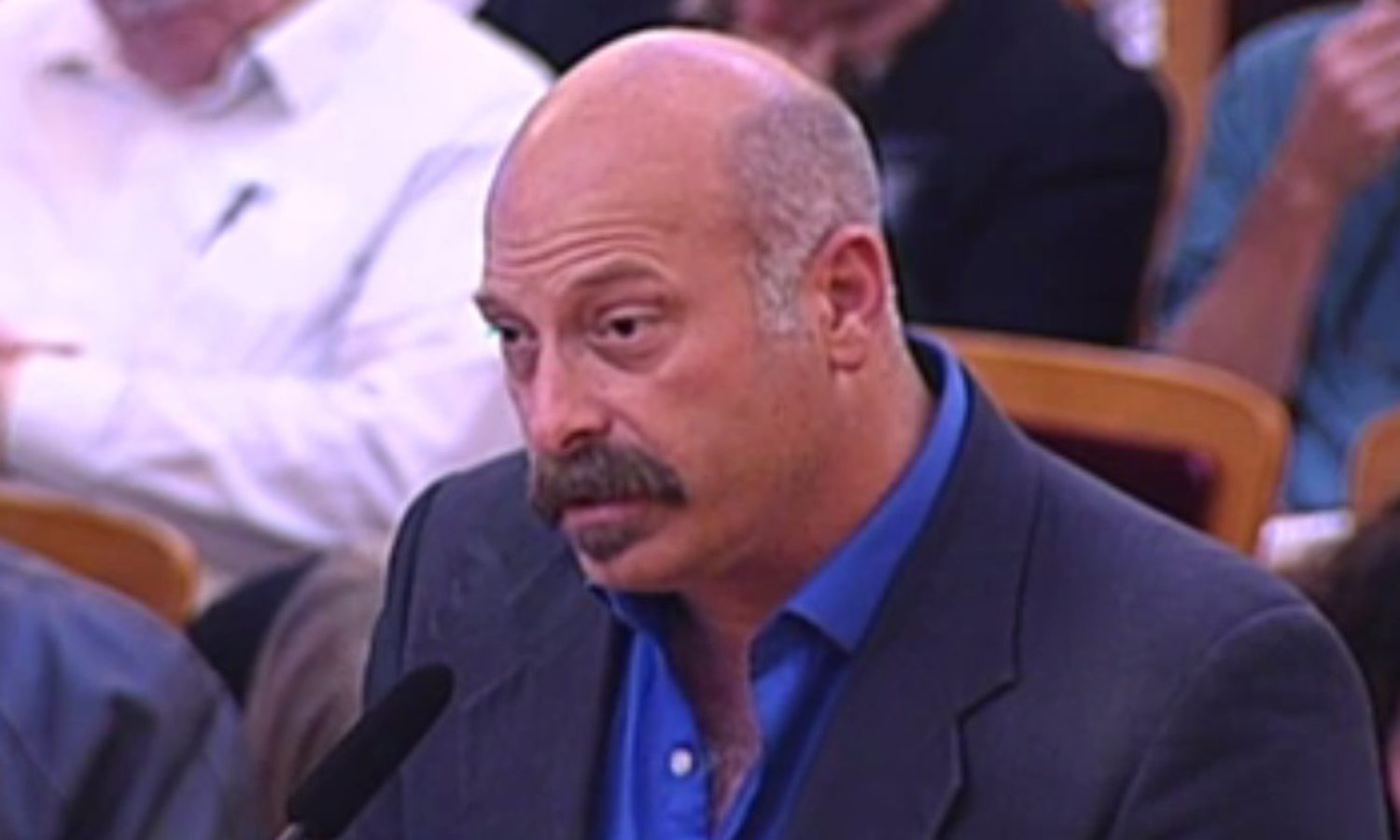 Donald Dewsnup speaks at a San Francisco Municipal Transportation Agency Board of Directors meeting on Oct. 20, 2015 (screengrab via sfgovtv.org).