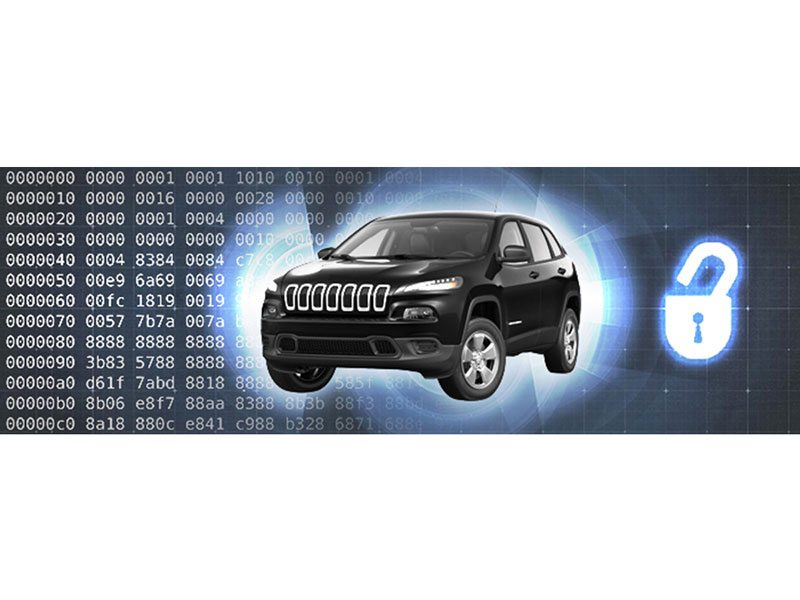 New research shows that hackers up to 10 miles away are capable of overtaking a vehicle's control systems and other automated features. (Courtesy Photo)