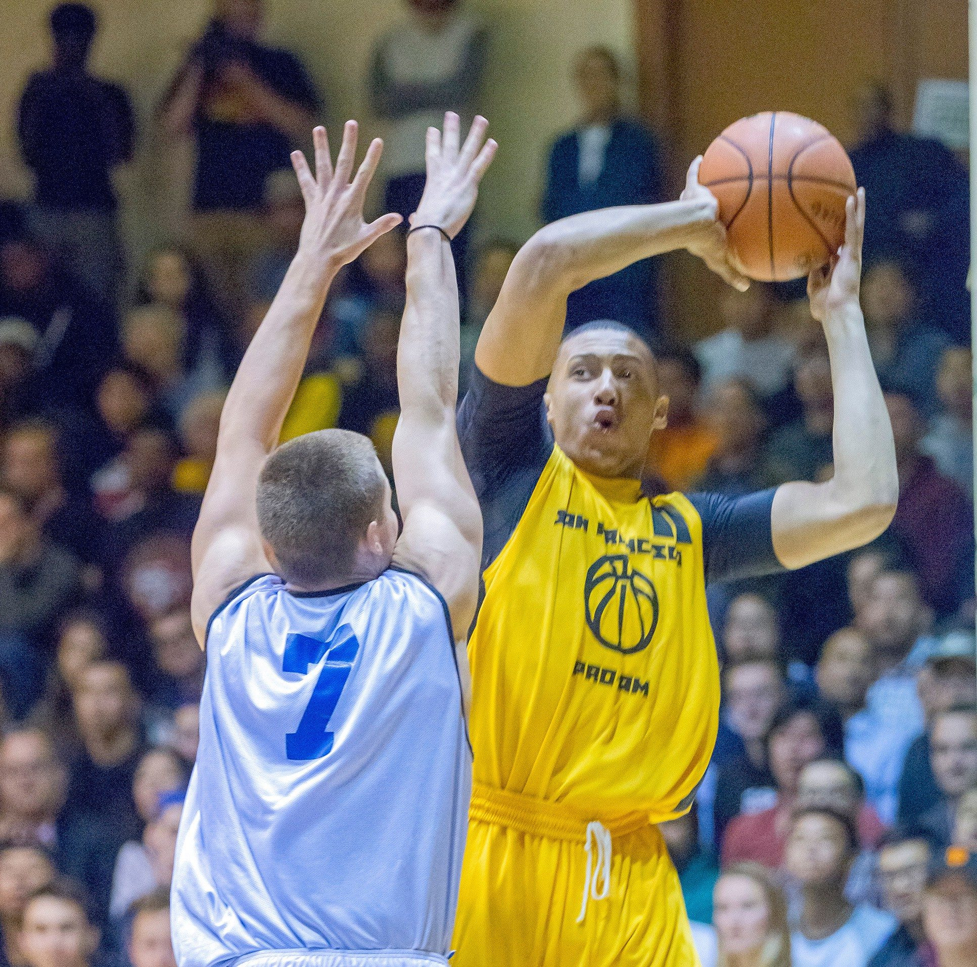 Eric Sun/Special to The S.F. ExaminerNationally recruited two years ago out of St. Ignatius