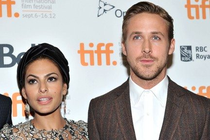 Getty Images File PhotoEva Mendes thinks it's 'creepy' that the paparazzi know the names of her and boyfriend Ryan Gosling's dogs.