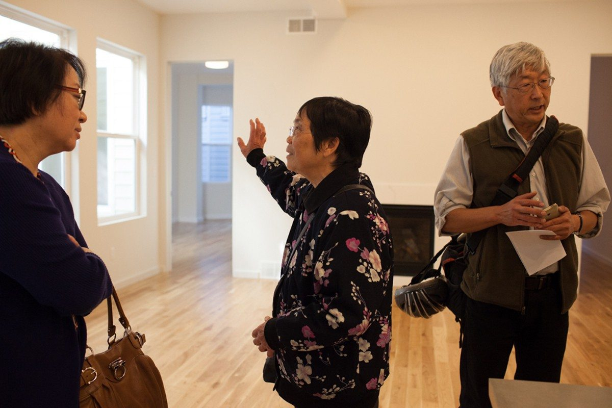 Evictee tours renovated former SF apartment