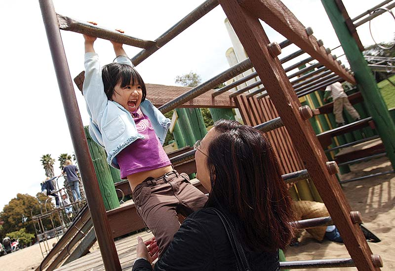 Supervisor Scott Wiener introduced a proposal to increase the amount of paid family leave for working parents in San Francisco. (Jessica Christian/S.F. Examiner)