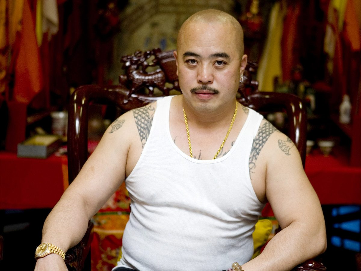 "Raymond ""Shrimp Boy"" Chow, a self-described Chinatown gangster, claims he has been targeted by the U.S. Attorney's Office and is the victim of ""selective prosecution."" (Jen Siska/Special to S.F. Examiner)"
