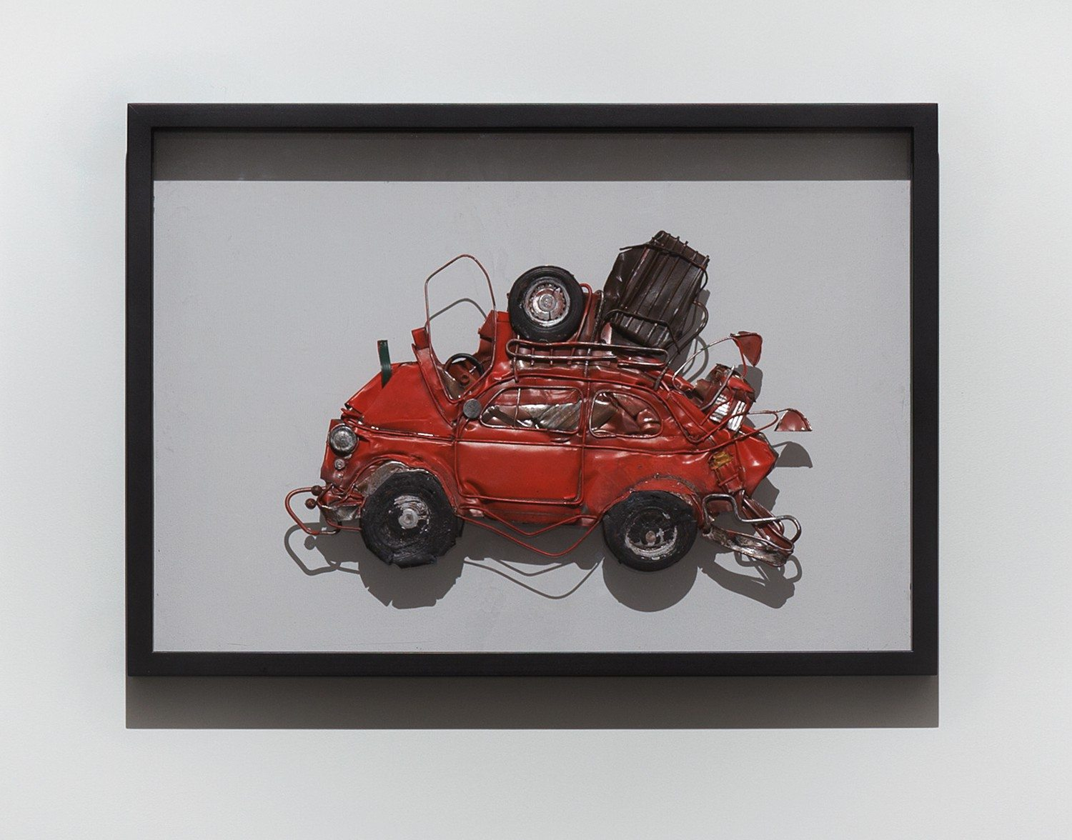 Courtesy photoWorks of art by Ron Arad are among the offerings at FOG Design & Art at Fort Mason this weekend.