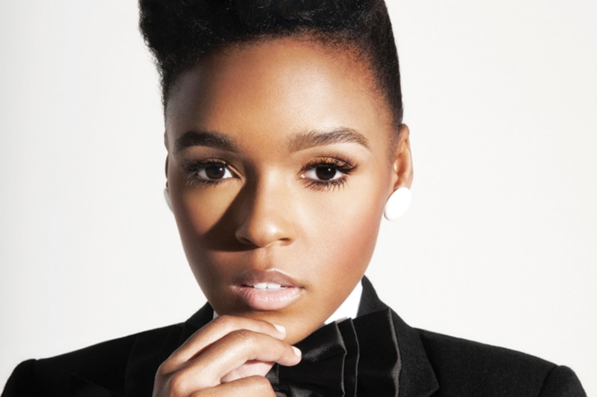 Courtesy PhotoR&B song stylist Janelle Monae appears with the San Francisco Symphony in a special gala concert.