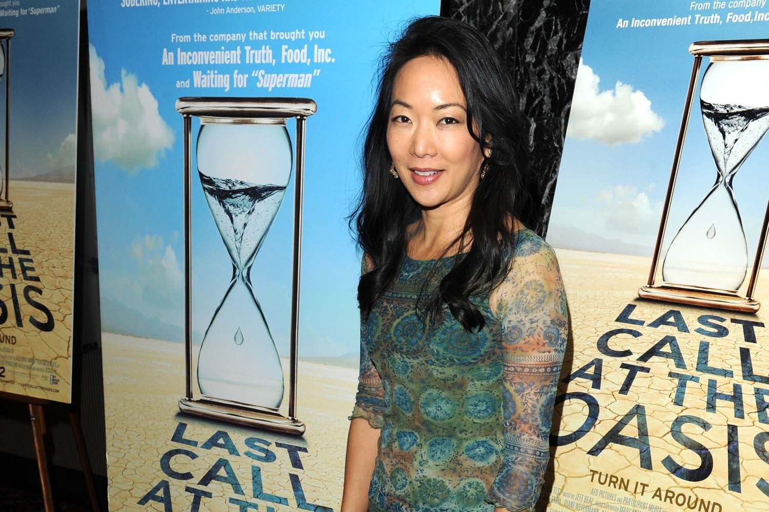 Craig Barritt/Getty ImagesDirector Jessica Yu attends the 'Last Call At The Oasis' screening at AMC Loews 19th Street Theater on April 30