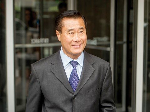 Noah Berger/ap file photoSuspended state Sen. Leland Yee has been given a June federal court date to face charges in a corruption case.
