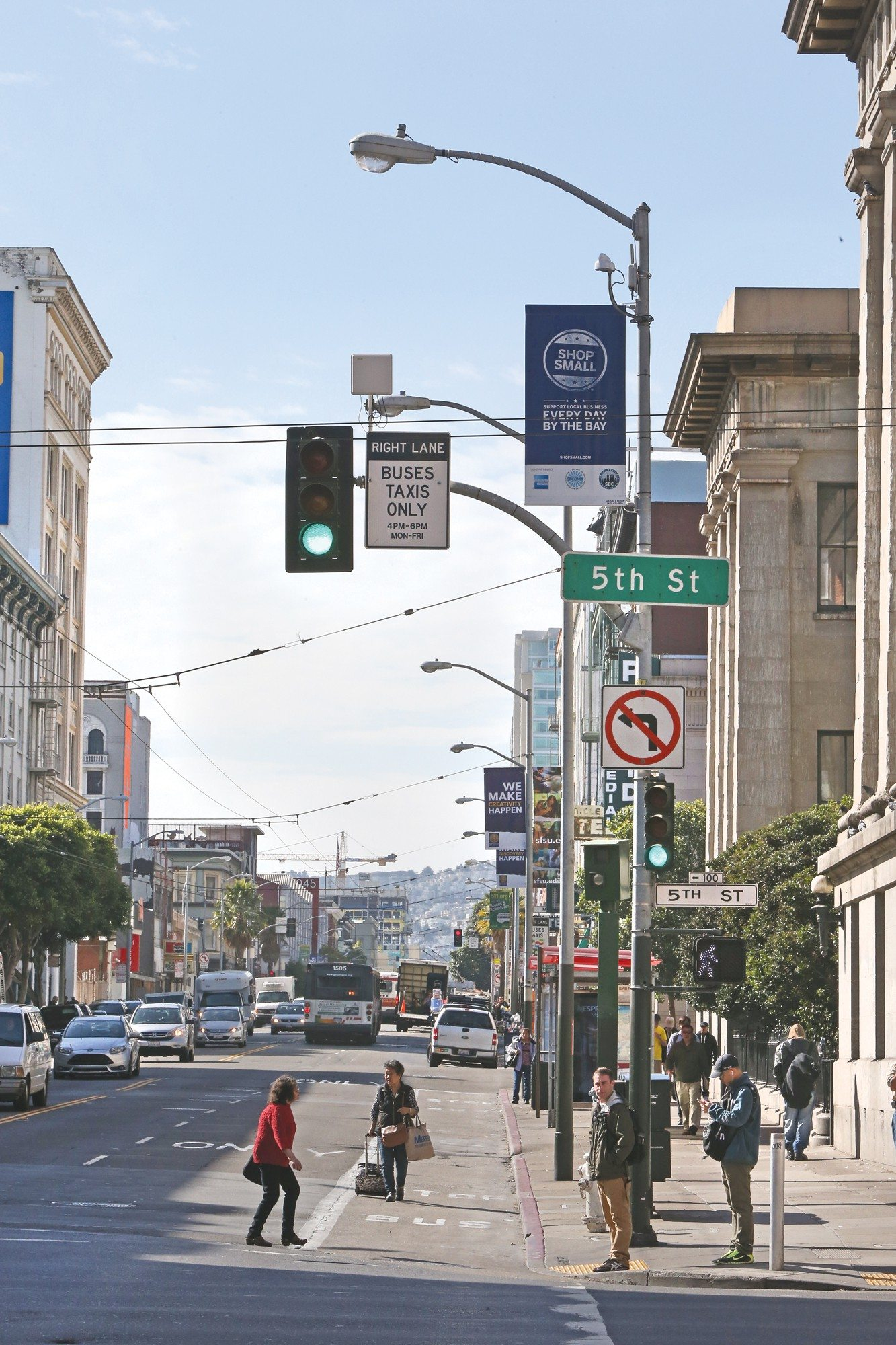 Mike Koozmin/The S.f. ExaminerTelecommunication companies want to install wireless antennas on some of The City's 16