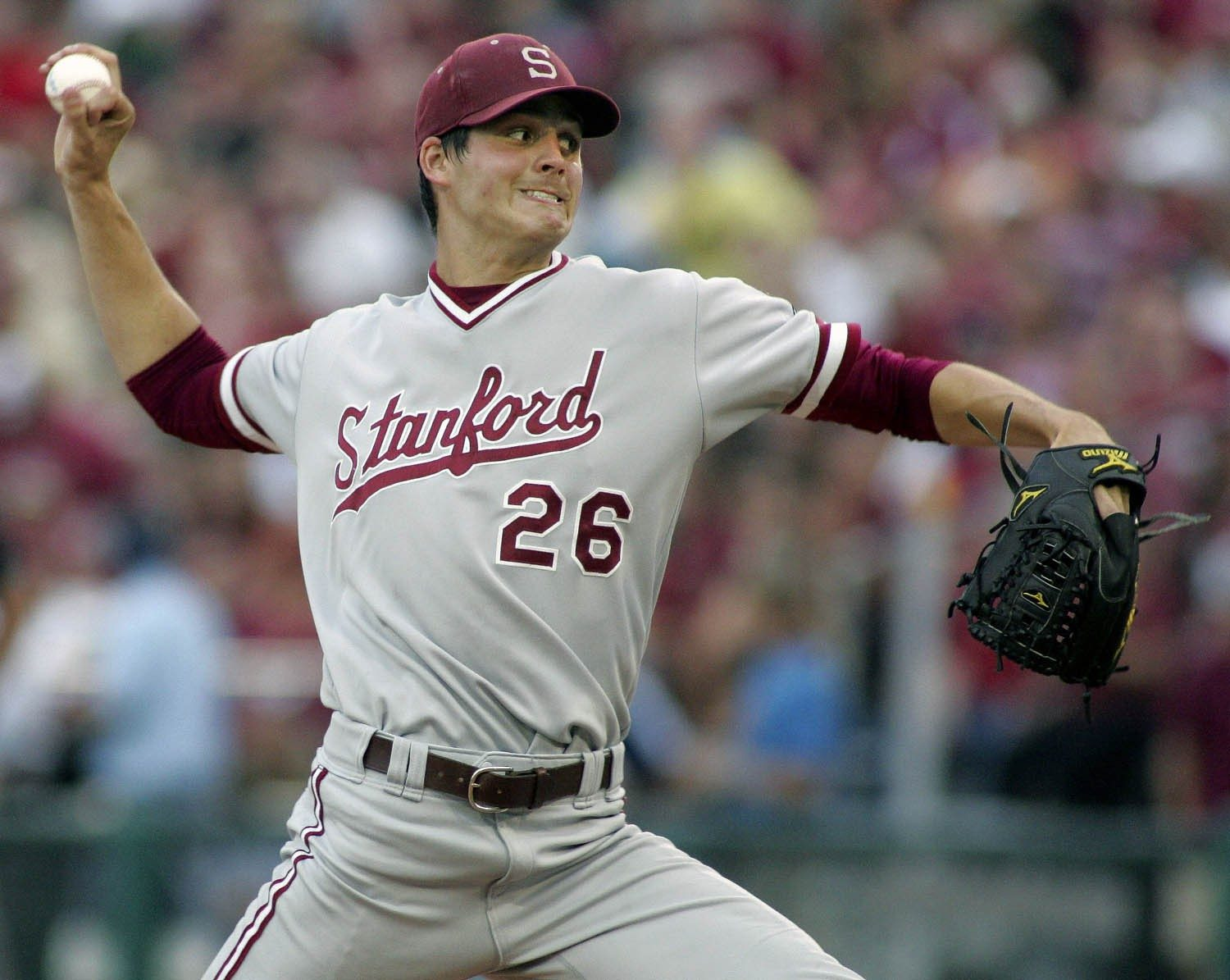 AP file PhotoMark Appel spurned the Pittsburgh Pirates and decided to remain at Stanford for his senior season