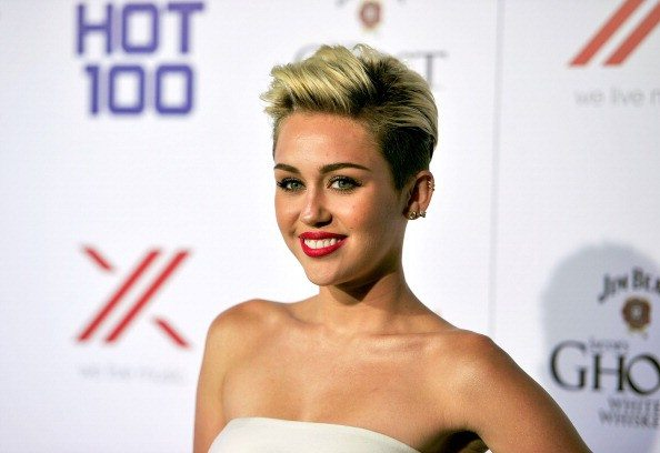 """Getty ImagesDoes Miley Cyrus know what """"Molly"""" means?"""
