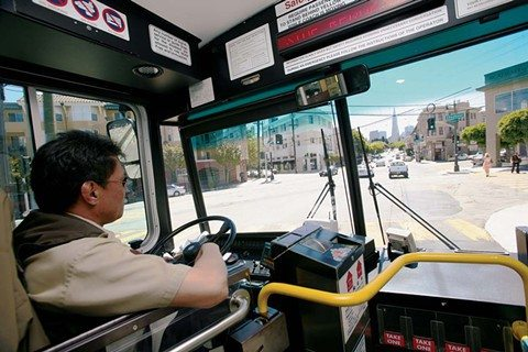 SF Examiner file photoA contract ratified by the Transport Workers Union Local 250-A will give Muni transit operators and fare inspectors a 14.25 percent wage increase over three years