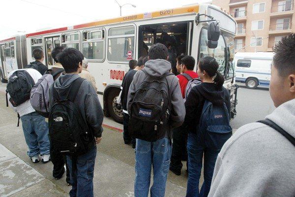 S.F. Examiner File PhotoMoney matters: Supervisor Scott Wiener introduced a nonbinding resolution that would oppose using $6.7 million in Muni funding on a pilot program that would offer free passes to needy youths.
