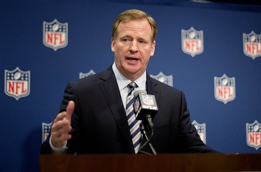 David Goldman/APNFL Commissioner Roger Goodell is in favor of adding two wild-card teams