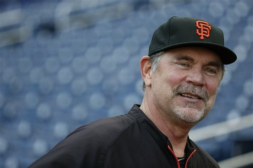 Alex Brandon/APBruce Bochy guides the Giants into the NL Division Series looking to continue their postseason success on the road.