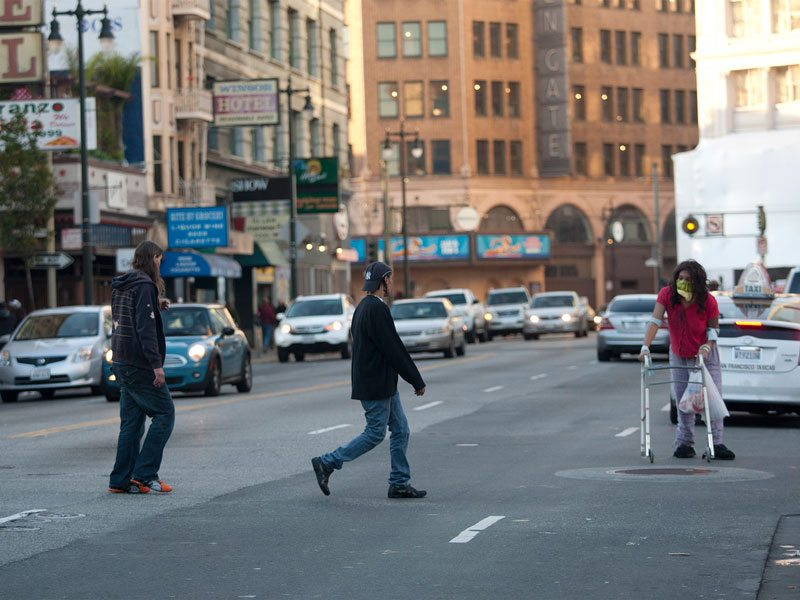 The Tenderloin is the last bastion of affordability for working-class and low-income San Franciscans. (Cindy Chew/2013 S.F. Examiner)