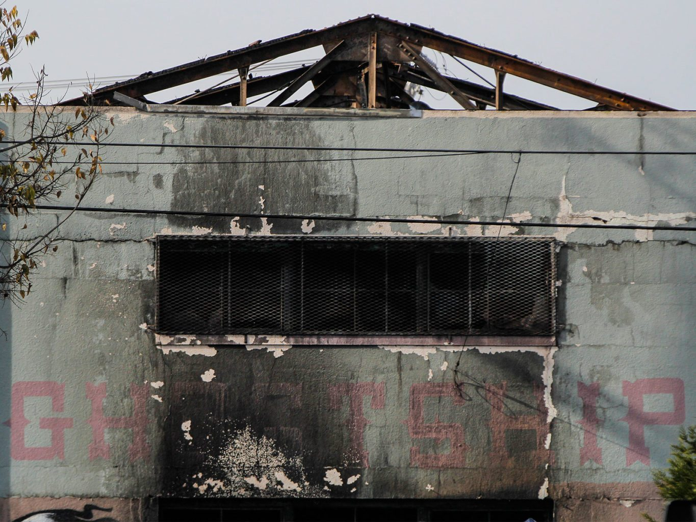 "Since the tragic ""Ghost Ship"" fire in Oakland in December, The City's agencies have been responding to increased complaints about warehouse spaces. (Jessica Christian/2016 S.F. Examiner)"