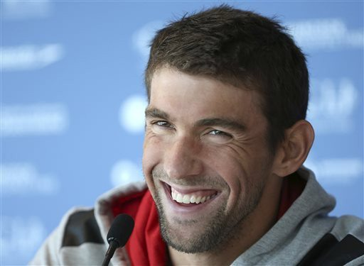 Rick Rycroft/AP file photoMichael Phelps