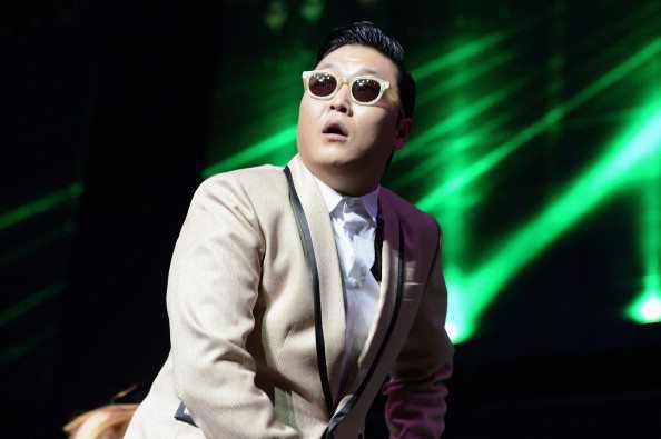 Getty ImagesThis is the real Psy; or maybe not?