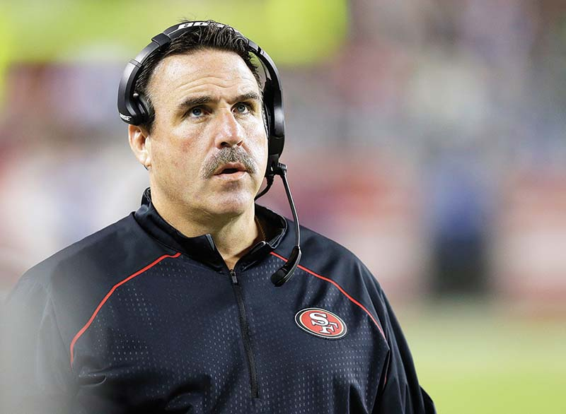 Jim Tomsula's 49ers were manhandled by the Seattle Seahawks on the national stage during Thursday Night Football.