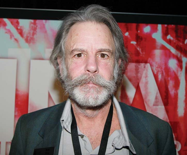 Getty Images file photoBob Weir collapsed at a Furthur concert last week.