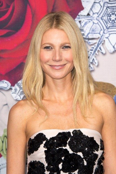 Dominique Charriau/WireImageGwyneth Paltrow launches the Printemps Christmas Decorations Inauguration In Paris at Printemps Haussmann on November 7