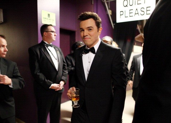 Getty ImagesCheck out the jokes cut from Seth McFarlane's performance.