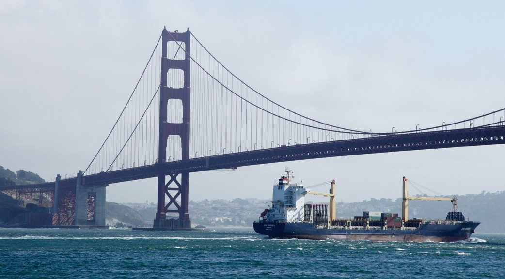 AP file photoThe San Francisco Bicycle Coalition is leading a bike ride across the Golden Gate Bridge this weekend.