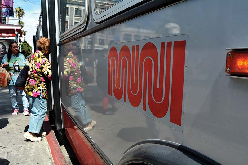 """Muni announced a new program Friday called """"Muni Forward"""" that aims to boost city bus service on many routes throughout The City."""