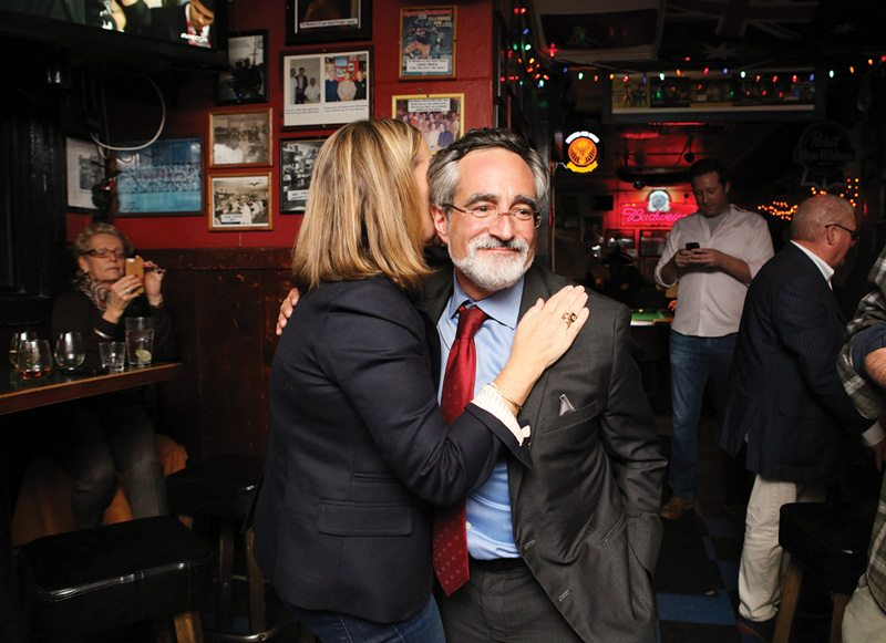 In what seems to be a big win in the progressive community with Aaron Peskin looking to have beaten Julie Christensen in the race for District 3 Supervisor, progressives have to ask themselves what they are going to do next. (Gabrielle Lurie/Special to S.F. Examiner)