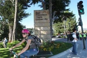 S.F. examiner file photoSan Francisco State University has committed to divest money from fossil fuel investments.