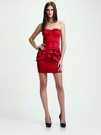 This sassy number from BCBG is under $300.